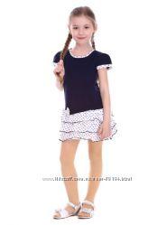 Платья, юбки для девочек в школу, на каждый день, летние, демисезонные
