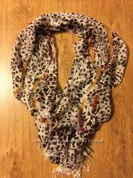 Мягкий и нежный шарф
