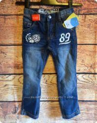Плотные узкие деми джинсы TOPOLINO