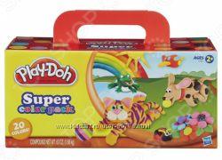 Набор пластилина PLAY-DOH 20 банок