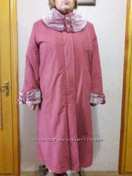 Пальто зимнее женское р. 52