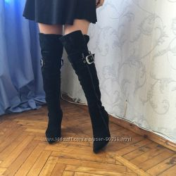 Классные зимние сапожки Staolos на ногу 38-38, 5 р-ра