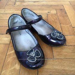 Лаковые туфельки Ronzo kids 31 р-ра , 19, 5 см