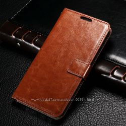 Чехол кожаный для Samsung  Galaxy J7