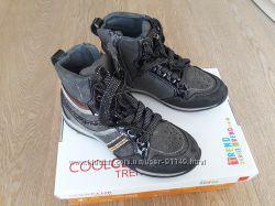 Новые моднячие демисезонные ботинки Coolclub Польша Размер 32, 20, 5 см.