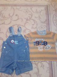 Комплекты на лето для мальчика фирменные бу