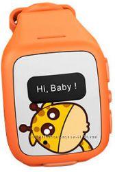 Wherecom KidFitWatch-детские умные часы с GPSтрекером