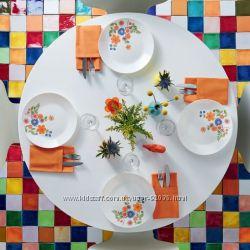 Сервиз Arcopal Celena Франция. Глубокая суповая тарелка Акция