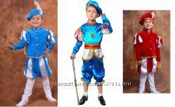 Прокат костюм принц, ельф, эльф на 3-5-7-9-11-14 років - Позняки
