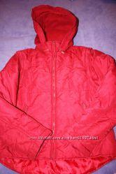 Куртка жилет 2 в 1 демисезонная на холодную осень H&M р 164 утепленная