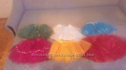 Юбки пачки платья нарядные Ангел крылья нимб