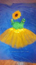 Карнавальные костюмы Цветы Фрукты Овощи Грибы Птицы прокат