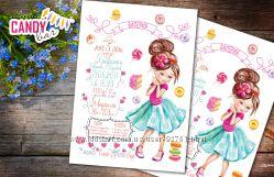 Метрика, постерплакат достижений Candy Girl