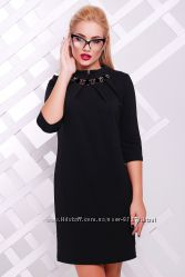 Платье Бусинка 52р