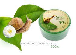 Гель увлажняющий TONY MOLY Pure Eco Snail Moisture Gel 300 мл