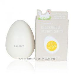 Белое И коричневое яйца TONY MOLY Egg Pore Blackhead Out Oil Gel