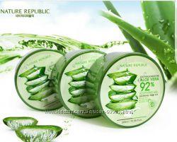 Увлажняющий гель с алое Nature Republic Aloe Vera Gel 92