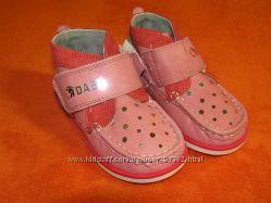 Кожаные ботиночки Ladabb для девочек с 19 по 23 р.
