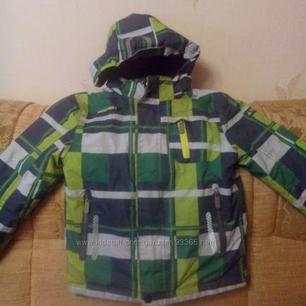 Зимняя куртка C&A, германия