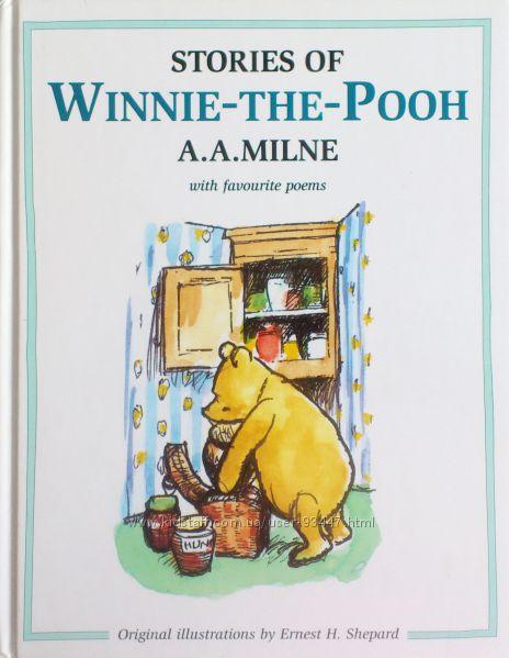 10 Винни-Пух. Книги на английском