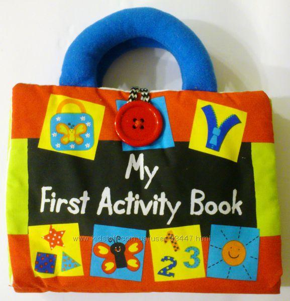 Книги-игрушки, пазлы, лото, книги для купания