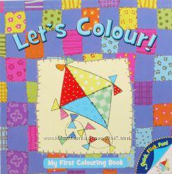 Раскраски, activity-book на английском языке