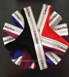 Женские трусики стринги Calvin klein 6 цветов, отличное качество S, M, L