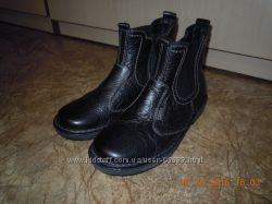 Деми ботинки Ecco размер 37 на 38