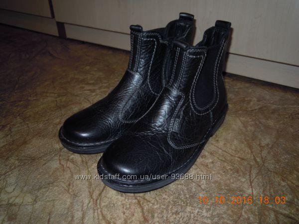 Деми ботинки Ecco размер 37