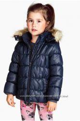 Куртки H&M, Mango и др. для девочек