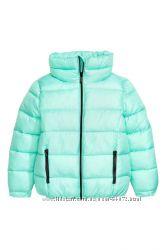 H&M Утепленная куртка на 11-12 лет в наличии