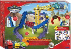 Игровой набор Чаггингтон Приключения Брюстера на строительной пощадке