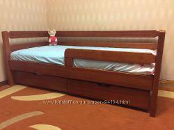 Детская деревянная кровать 80 см. 160 см.