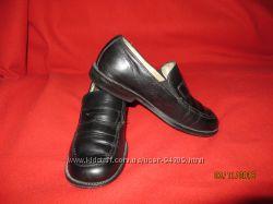 Продам   кожаные туфли Pablosky р. 31
