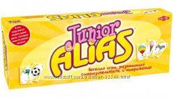 Куплю детскую настольную игру Скажи иначе Юниор Junior Alias