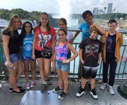 Детский летний лагерь в США
