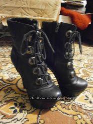 ботинки на Золушку, 35 размер