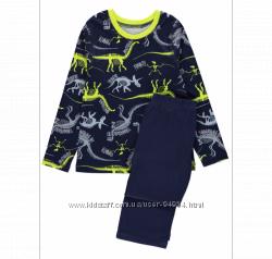 Трикотажная пижама, хлопок, Англия, от 2-ух до 10 лет