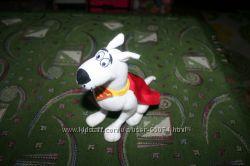 Мягкие игрушки герои мультиков Диснея Винни Пух Пяточок