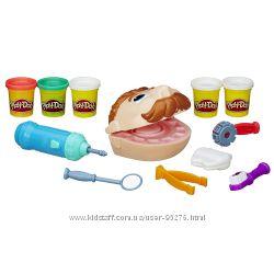 Крутейший подарок игровые наборы Play-Doh. Зубастик. Сумашедшие прически