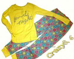 Crazy8 очень красивая пижамка, размер 6
