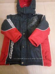 Куртки зимние джеокс на 3 г. И на 3-4  и 5-6 лет  из Интертоп