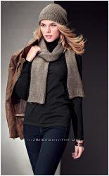 Красивый шарф с паетками Германия
