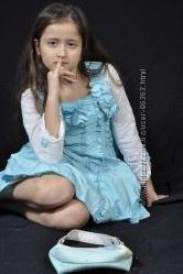 Платье, болеро и сумочка 6-8 лет