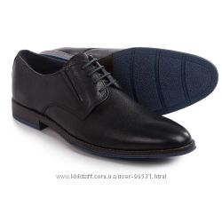 Hush Puppies Style Oxford Plain-Toe Shoes - Leather For Men