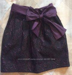Очень элегантная юбочка M&S, на 8 лет