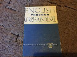 English through correspondence