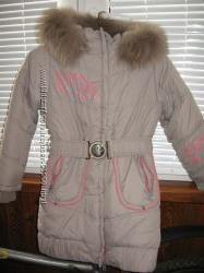 Курточка DANILO на девочку  р128