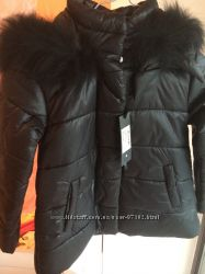 Пальто Artigli с меховой опушкой