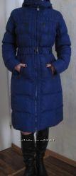 пуховое пальто BENETTON раз. S-M